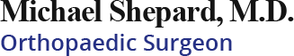 Michael Shepard, MD Logo